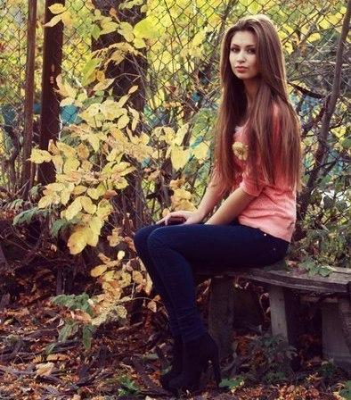 Шикарные семнадцатилетние девушки фото